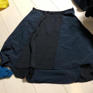 ユナイテッドアローズ(UNITED ARROWS)のフレアースカート ユナイテッドアローズ 美品(ひざ丈スカート)