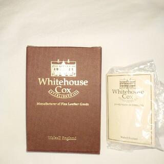 WHITEHOUSE COX - White house Cox 小銭いれ 空はこ