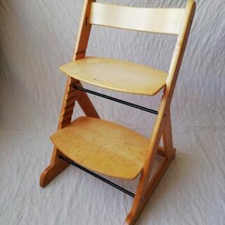 KATOJI - KATOJI キッズダイニングチェア 学習椅子 中古品