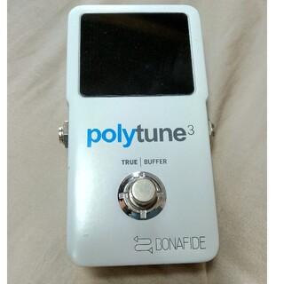 tc electronic polytune 3 ティーシー エレクトロニック(エフェクター)