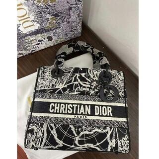 クリスチャンディオール(Christian Dior)のDior ☆ LADY D-LITE ミディアムバッグ(ショルダーバッグ)