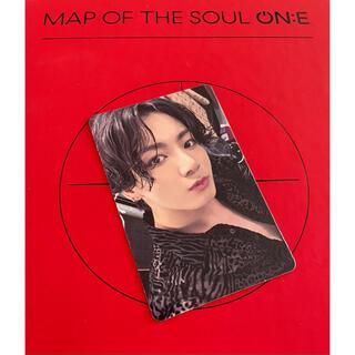防弾少年団(BTS) - BTS MAP  OF THE SOUL ON:E     ジョングク