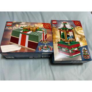Lego - 新品未開封 レゴ LEGO クリスマス 40292 40293