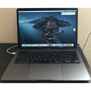Mac (Apple) - MacBook Air 13-inch, 2020 スペースグレー