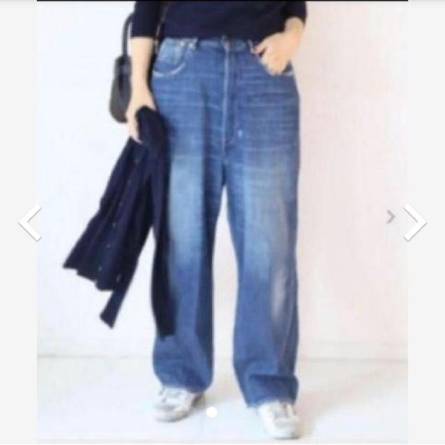 L'Appartement DEUXIEME CLASSE(アパルトモンドゥーズィエムクラス)のドゥーズィエムクラスGOLDEN GOOSE ゴールデングース デニム レディースのパンツ(デニム/ジーンズ)の商品写真