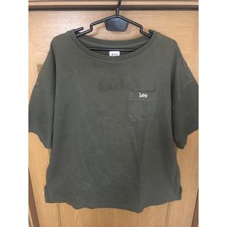 Lee - Lee リー オーバーサイズTシャツ