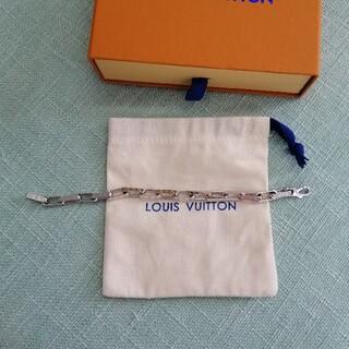 LOUIS VUITTON - 週末価格☆限定「 ルイ ヴィトン 」  ブレスレット/箱付き/防塵袋付き