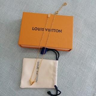 LOUIS VUITTON - 美品❀ルイヴィトン レディース ネックレス ゴールド