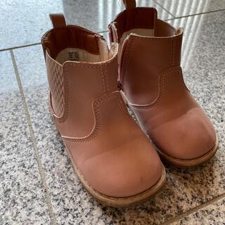 エイチアンドエム(H&M)のピンク ブーツ おしゃれ(ブーツ)