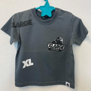 エクストララージ(XLARGE)のXLARGE kids TEEシャツ 90cm(Tシャツ/カットソー)
