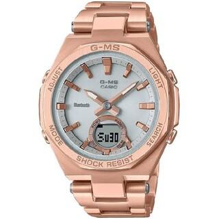 ベビージー(Baby-G)のカシオ Baby-G MSG-B100DG-4AJF G-MS ジーミズ(腕時計)