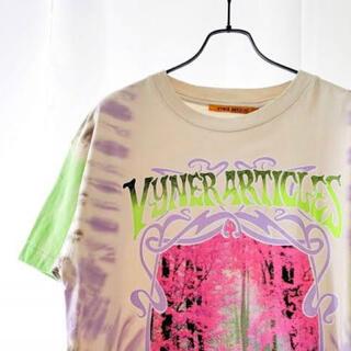 ジョンローレンスサリバン(JOHN LAWRENCE SULLIVAN)のvyner articles ヴァイナーアーティクルズ Tシャツ マルチカラー(Tシャツ/カットソー(半袖/袖なし))