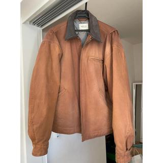 fear of god 6th canvas work jacket