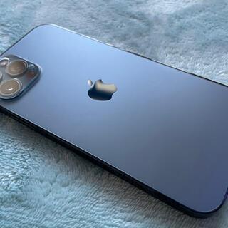 iPhone - iPhone 12 pro 256GB パシフィックブルー
