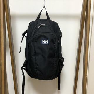 HELLY HANSEN - HELLY HANSEN◆ヘリーハンセン/リュック/ブラック/HOY91509