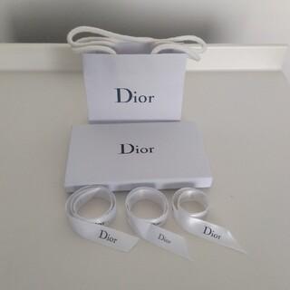ディオール(Dior)のDior ディオール 空箱(ショップ袋)