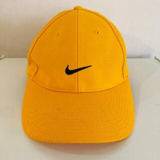 NIKE - '90s〜'00s NIKE cup キャップ イエロー