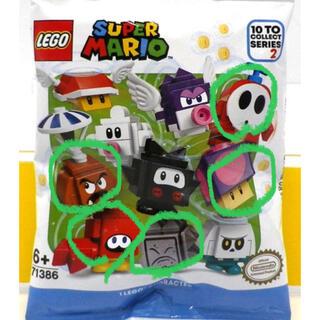 レゴ(Lego)のレゴマリオ キャラクターパック2   セット(5個)(キャラクターグッズ)