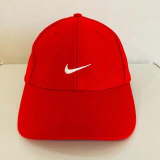 NIKE - '90s〜'00s NIKE cup キャップ レッド