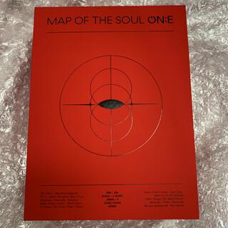 防弾少年団(BTS) - [DVD] BTS MAP OF THE SOUL ON:E ※トレカなし