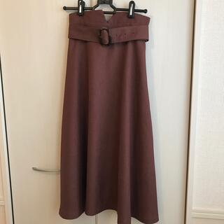 PROPORTION BODY DRESSING - PROPORTION BODY DRESSING ミモレ丈スカート