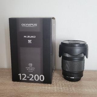 OLYMPUS - OLYMPUS ED 12_200mm f3.5_6.3