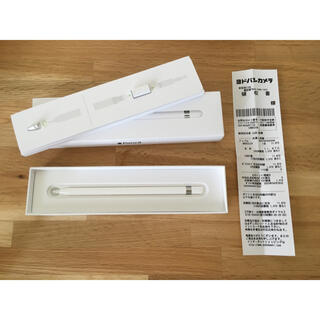 Apple - セール❗️同期のみ❗️Apple Pencil 第1世代 MK0C2J/A