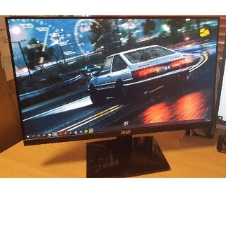 Acer - acer モニター h240yabmi