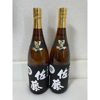 あいうえ男様 専用 2本セット‼︎ 本格焼酎 佐藤 黒 1.8L(焼酎)