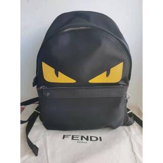 フェンディ(FENDI)の美品  フェンディ リュック モンスター(リュック/バックパック)