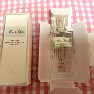 ディオール(Dior)のMiss Dior ミスディオール ヘアミスト30ml 未使用(ヘアウォーター/ヘアミスト)