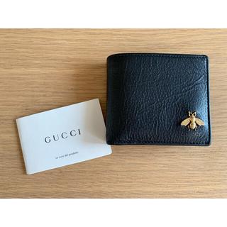 Gucci - GUCCI グッチ アニマリエ レザー コインウォレット 財布