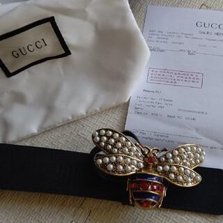 Gucci - GUCCI 蜂ベルト