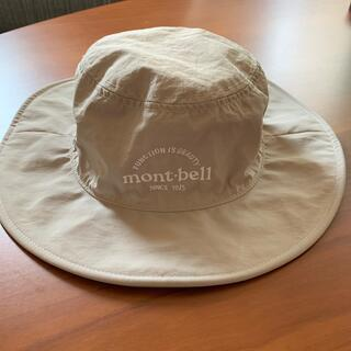 mont bell - モンベル キッズ リバーシブル ハット