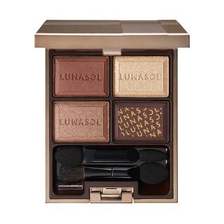 LUNASOL - ルナソル セレクション・ドゥ・ショコラアイズ #02