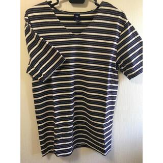 ギャップ(GAP)のGAPボーダーTシャツ(Tシャツ/カットソー(半袖/袖なし))