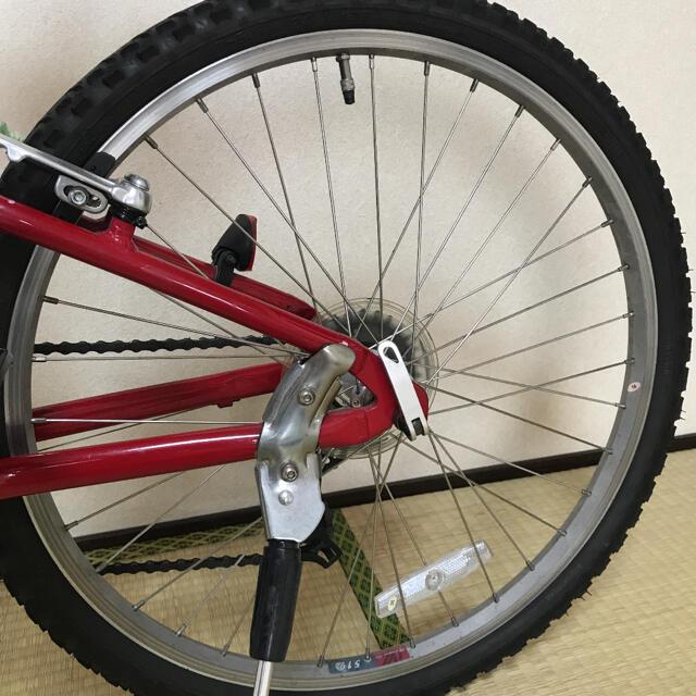 LOUIS GARNEAU(ルイガノ)のルイガノJ24  ジュニアマウンテンバイク 広島 スポーツ/アウトドアの自転車(自転車本体)の商品写真