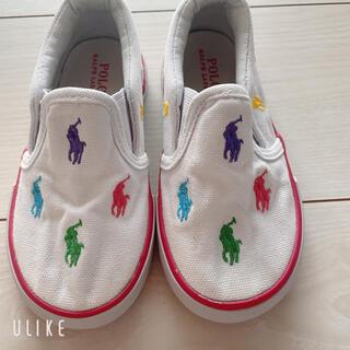 ポロラルフローレン(POLO RALPH LAUREN)のラルフローレン 子供靴(14cm)(スニーカー)