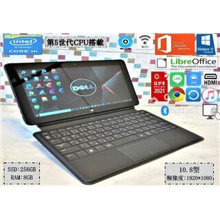 デル(DELL)の美品 タブレット DELL Venue11 Pro 7140 CoreM/カメラ(タブレット)