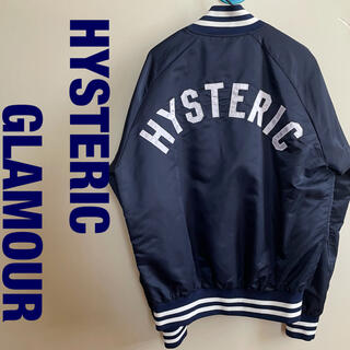 HYSTERIC GLAMOUR - HYSTERIC GLAMOUR ヒステリックグラマー ロゴコーチジャケット M