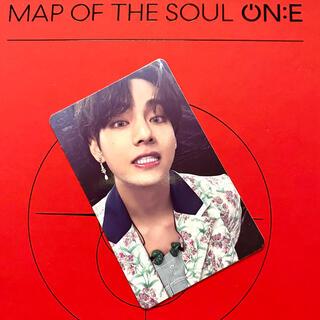 防弾少年団(BTS) - BTS⭐️map of the soul on:e DVD トレカ テヒョン