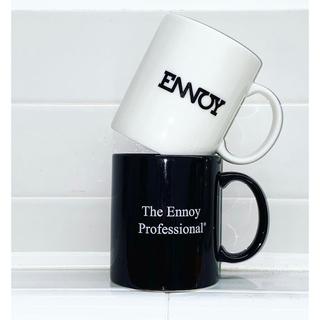 ワンエルディーケーセレクト(1LDK SELECT)のENNOY LOGO MUG エンノイ マグカップ (グラス/カップ)