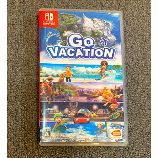 Nintendo Switch - Nintendo SWITH GO VACATION 任天堂 ゴーバケーション