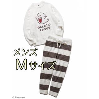 gelato pique - 【スーパーマリオ】【メンズ】ジャガードセットアップ ジェラートピケ