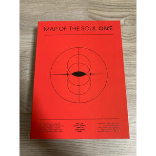 防弾少年団(BTS) - 本日発送!日本語字幕付 BTS MAP OF THE SOUL ON:E DVD