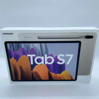 SAMSUNG - 【新品】Galaxy Tab S7 Wi-Fi 128GB タブレット