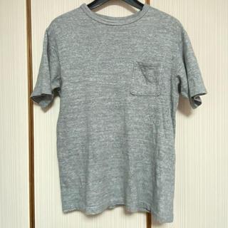 ウエアハウス(WAREHOUSE)のWAREHOUSE ポケットTシャツ(Tシャツ/カットソー(半袖/袖なし))