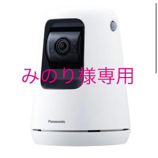 パナソニック(Panasonic)のPanasonic スマホで赤ちゃんを見守りベビーカメラ KX-HBC200-W(防犯カメラ)
