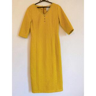 Lochie - 【試着のみ】MARTE vintage エスニックドレス