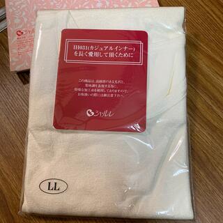 シャルレ(シャルレ)のシャルレ半袖カジュアルインナー ホワイトLL(Tシャツ(半袖/袖なし))